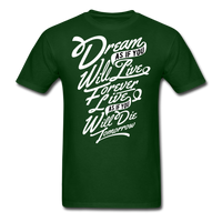 Dream As If - Men's - forest green