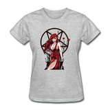 Strong Lilith Lady - Women's - heather gray