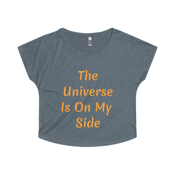 The Universe is On My Side - Dolman