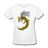 Hero Riding Monster - Women's - white
