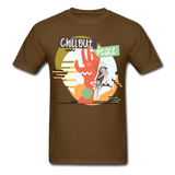 Chill Out Peace - Unisex - brown