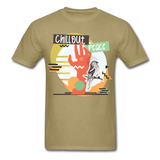 Chill Out Peace - Unisex - khaki