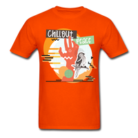 Chill Out Peace - Unisex - orange