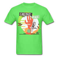 Chill Out Peace - Unisex - kiwi