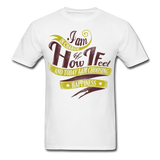 I am in Charge Choose - Unisex - white