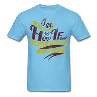 I am in Charge Choose - Unisex - aquatic blue