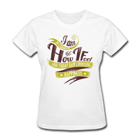 I am in Charge Choose - Women's - white