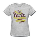 I am in Charge Choose - Women's - heather gray
