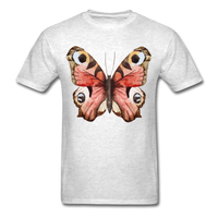 Rose Butterfly - Unisex - light heather grey