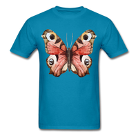 Rose Butterfly - Unisex - turquoise