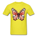Rose Butterfly - Unisex - yellow