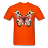 Rose Butterfly - Unisex - orange