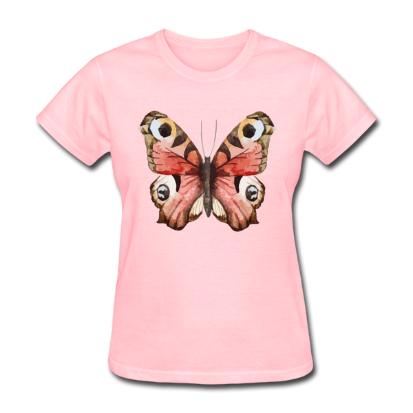 Rose Butterfly - Women's - pink