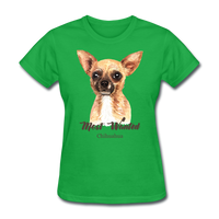 Most Wanted Chihuahua - Women's - bright green