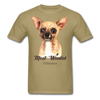 Most Wanted Chihuahua - Unisex - khaki