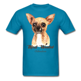 Most Wanted Chihuahua - Unisex - turquoise