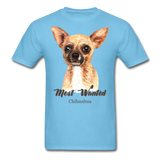 Most Wanted Chihuahua - Unisex - aquatic blue