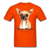 Most Wanted Chihuahua - Unisex - orange
