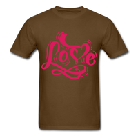 Pink Love - Unisex - brown