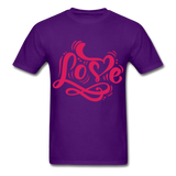 Pink Love - Unisex - purple