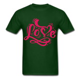 Pink Love - Unisex - forest green