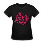 Pink Love - Women's - black