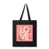 Love in the Air - Tote2 - black