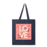 Love in the Air - Tote2 - navy
