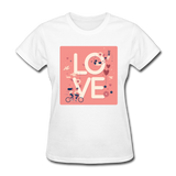 Love in the Air - Women's - white