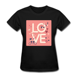 Love in the Air - Women's - black