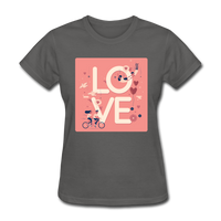 Love in the Air - Women's - charcoal