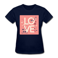 Love in the Air - Women's - navy