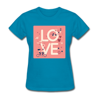 Love in the Air - Women's - turquoise