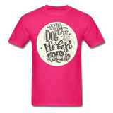 My Dog Best Friend - Unisex - fuchsia