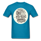 My Dog Best Friend - Unisex - turquoise
