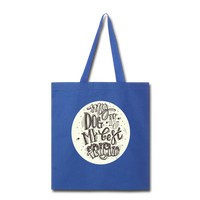 My Dog Best Friend - Tote - royal blue