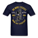 No More Excuses - Unisex - navy