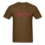 Dance! Fuschia Swirl - Unisex9 - brown
