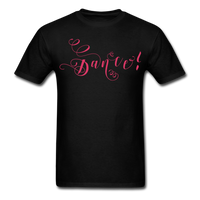 Dance! Fuschia Swirl - Unisex9 - black