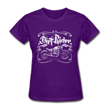 Dirt Rider - Women's - purple
