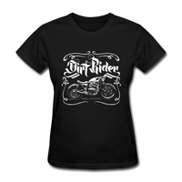 Dirt Rider - Women's - black