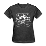 Dirt Rider - Women's - heather black