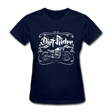 Dirt Rider - Women's - navy