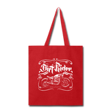 Dirt Rider - Tote - red