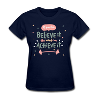 If You Can Believe It - Women's - navy