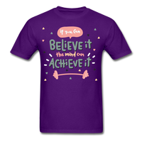 If You Can Believe It - Unisex - purple