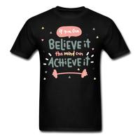If You Can Believe It - Unisex - black