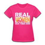 Ride Their Own - Women's - fuchsia