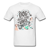 Dogs Lives Complete - Unisex - white