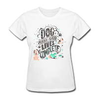 Dogs Lives Complete - Women's - white